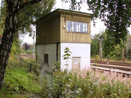 Tre bygninger på Marienborg