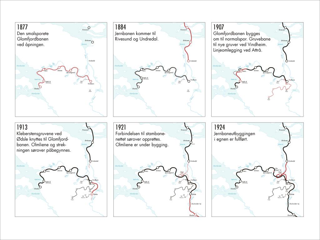 Kart byggetid