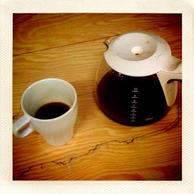 Kaffe og seksjonsprofiler
