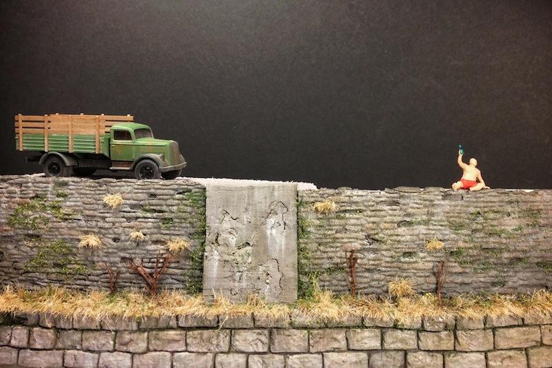 Muren i Ødsledal