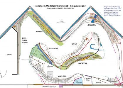Ringvebanen – det nye anlegget